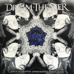 DREAM THEATER - TRAIN OF THOUGHT INSTRUMENTAL DEMOS