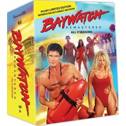 BAYWATCH REMASTERED - COMPLETE SERIES