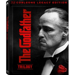 THE GODFATHER - TRILOGY - CORLEONE LEGACY EDITION