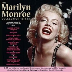 MARILYN MONROE - COLLECTION 1949-1962