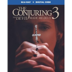 THE CONJURING 3 - THE DEVIL MADE ME TO DO IT