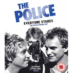 THE POLICE - EVERYONE STARES - THE POLICE IN SIDE OUT