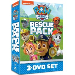 PAW PATROL - RESCUE PACK