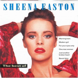 SHEENA EASTON - THE BEST OF