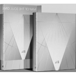BTS - PHOTOBOOK - MAP OF THE SOUL ON-E CONCEPT - CLUE VERSION