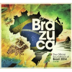 BRAZUCA - THE OFFICIAL SOUNDTRACK OF BRAZIL 2014