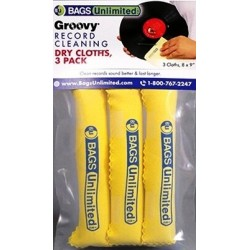 PAÑO LUBRICANTE - GROOVY RECORD CLEANING CLOTH