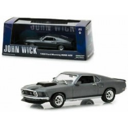 JOHN WICK - 1969 FORD MUSTANG BOSS 429 - LIMITED EDITION