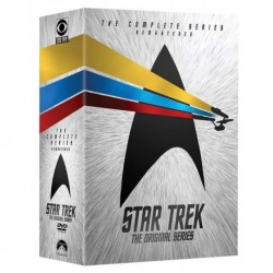 STAR TREK - THE COMPLETE SERIES