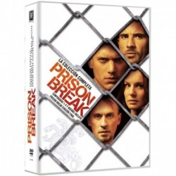 PRISON BREAK - LA COLECCION COMPLETA