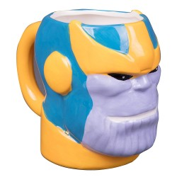THANOS - AVENGERS - SCULPED MUG