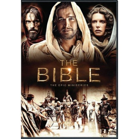 THE BIBLE -THE EPIC MINISERIES