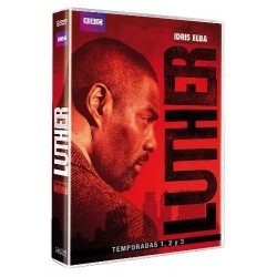 LUTHER - TEMPORADAS 1 - 2 - 3