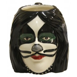 PETER CRISS - KISS - SCULPED MUG