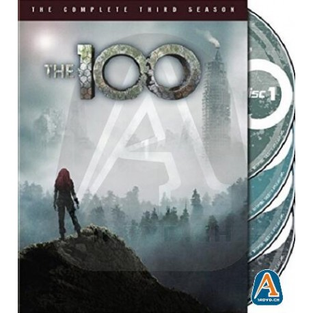 THE 100 - THE COMPLETE THIRD SEASON