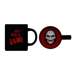 SAW - JIGSAW - CERAMIC MUG