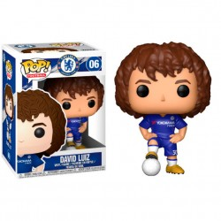 Pop! 06 : Football Chelsea - David Luiz