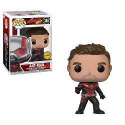 Pop! 340: ANT-MAN/ The Wasp - Edicion Limitada