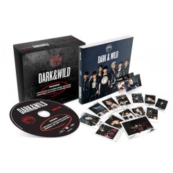 BTS - DARK AND WILD VOL.1