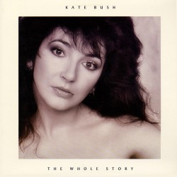 KATE BUSH - THE WHOLE STORY