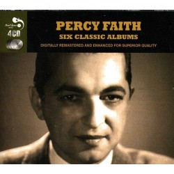 PERCY FAITH - SIX CLASSIC ALBUMS