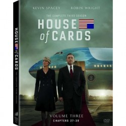 HOUSE OF CARDS - 3 SEASON