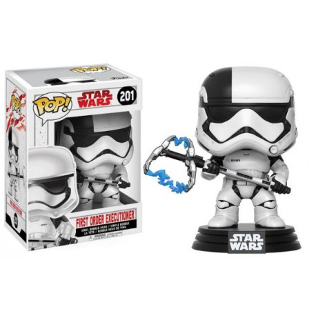 Pop! 201: Star Wars / First Order Executioner