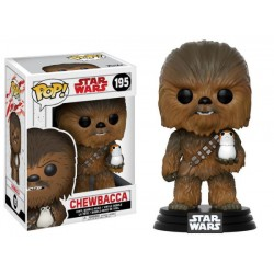 Pop! 195 : Star Wars - The Last Jedi / Chewbacca