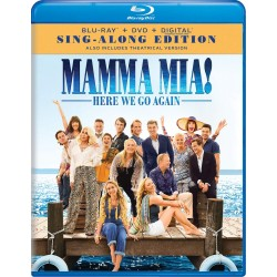 MAMMA MIA! - HERE WE GO AGAIN.