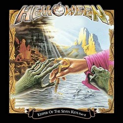 HELLOWEEN - KEEPER SEVEN KEYS - PART II