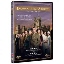 DOWNTON ABBEY - 2 TEMPORADA