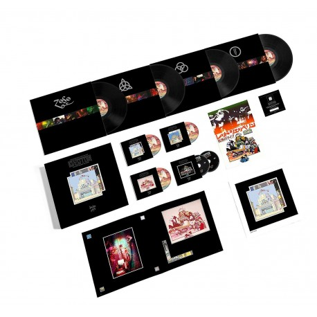 LED ZEPPELIN - SONG REMAINS THE SAME NEW BOX