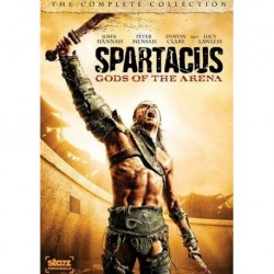 SPARTACUS - GODS OF ARENA - THE COMPLETE COLLECTION