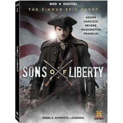 SONS OF LIBERTY - MINISERIE COMPLETA