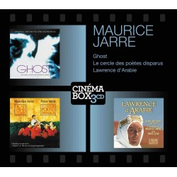 MAURICE JARRE - CINEMA BOX