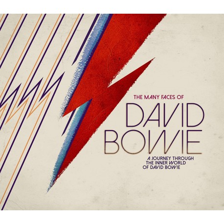 DAVID BOWIE - THE MANY FACES OF