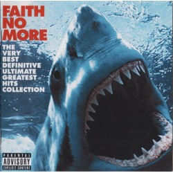 FAITH NO MORE -THE VERY BEST DEFINITIVE GREATEST HITS COLLECTION