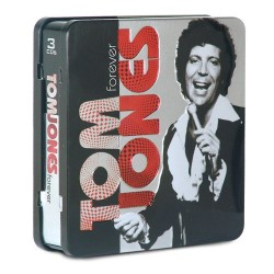 TOM JONES - FOREVER + CAJA METALICA