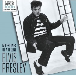 ELVIS PRESLEY - MILESTONES OF A LEGEND