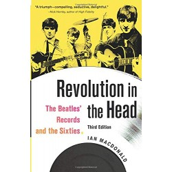 THE BEATLES - RECORDS REVOLUTION IN THE HEAD