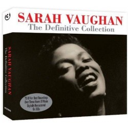 SARAH VAUGHAN - DEFINITIVE COLLECTION