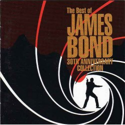 JAMES BOND - BEST OF 30 ANNIVERSARY