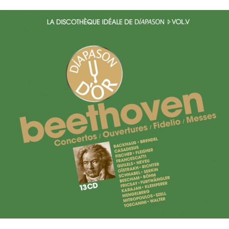 BEETHOVEN - CONCERTOS/ OUVERTURES