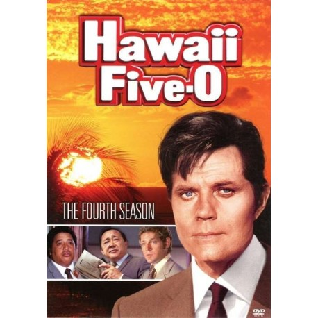 HAWAI FIVE - 0 - 4 SEASON
