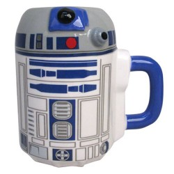 R2-D2 - STAR WARS - SCULPTED MUG