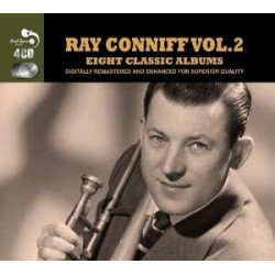 RAY CONNIFF VOL.2 - EIGHT CLASSIC ALBUMS