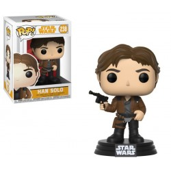 Pop! 238: Star Wars / Han Solo