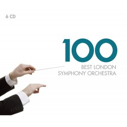 100 BEST LONDON SYMPHONY ORCHESTRA