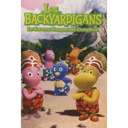 LOS BACKYARDIGANS - 3 SEASON
