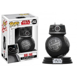 Pop! 147: Star Wars - The Last Jedi / BB-9E